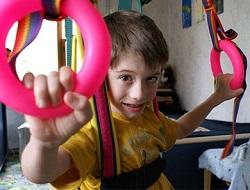 Выставка специального оборудования для детей с ДЦП, на которой будут представлены современные коляски с электрическим...